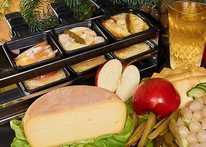 Obsthof am-Steinberg - Apfel-Raclette